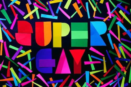 Super Gay Cut Outs