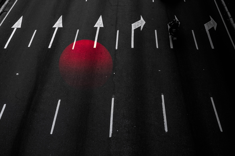 de abstrato, aconselhamento, alerta, asfalto