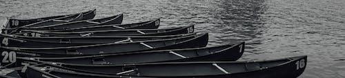 Бесплатное стоковое фото с каноэ
