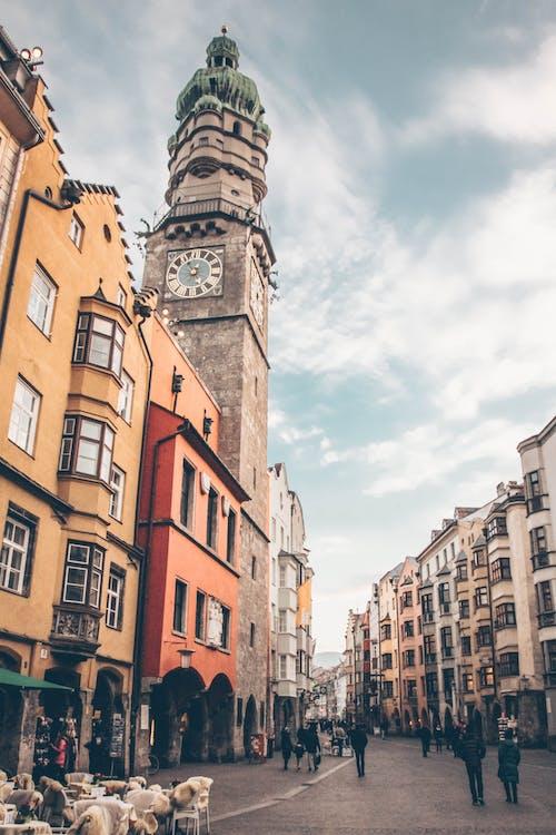 Imagine de stoc gratuită din arhitectură, Austria, clădiri, drum