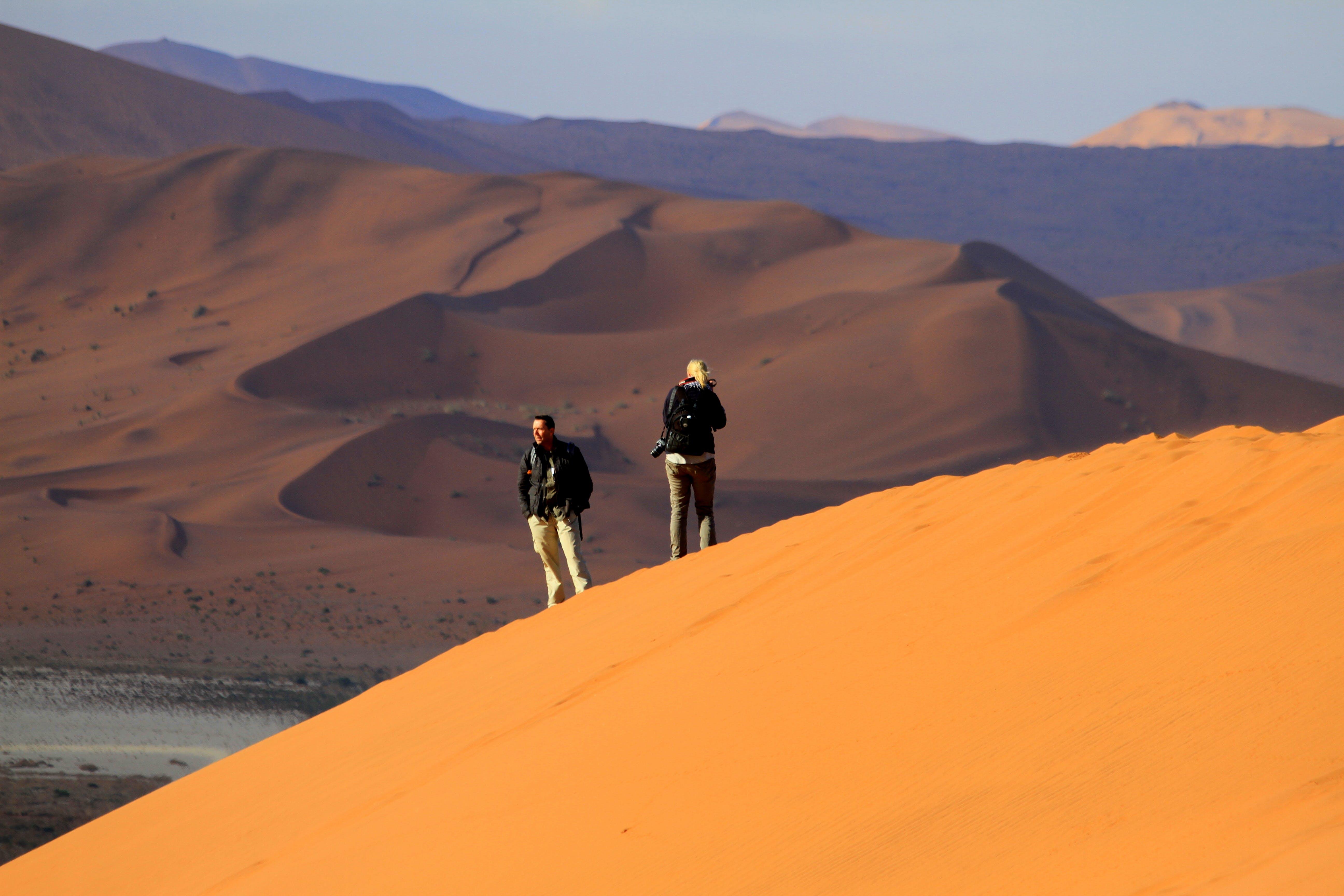 Kostenloses Stock Foto zu dünen, minimalismus, minimalist, namibia