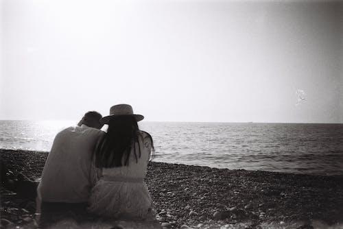 Immagine gratuita di 35mm, acqua, alba