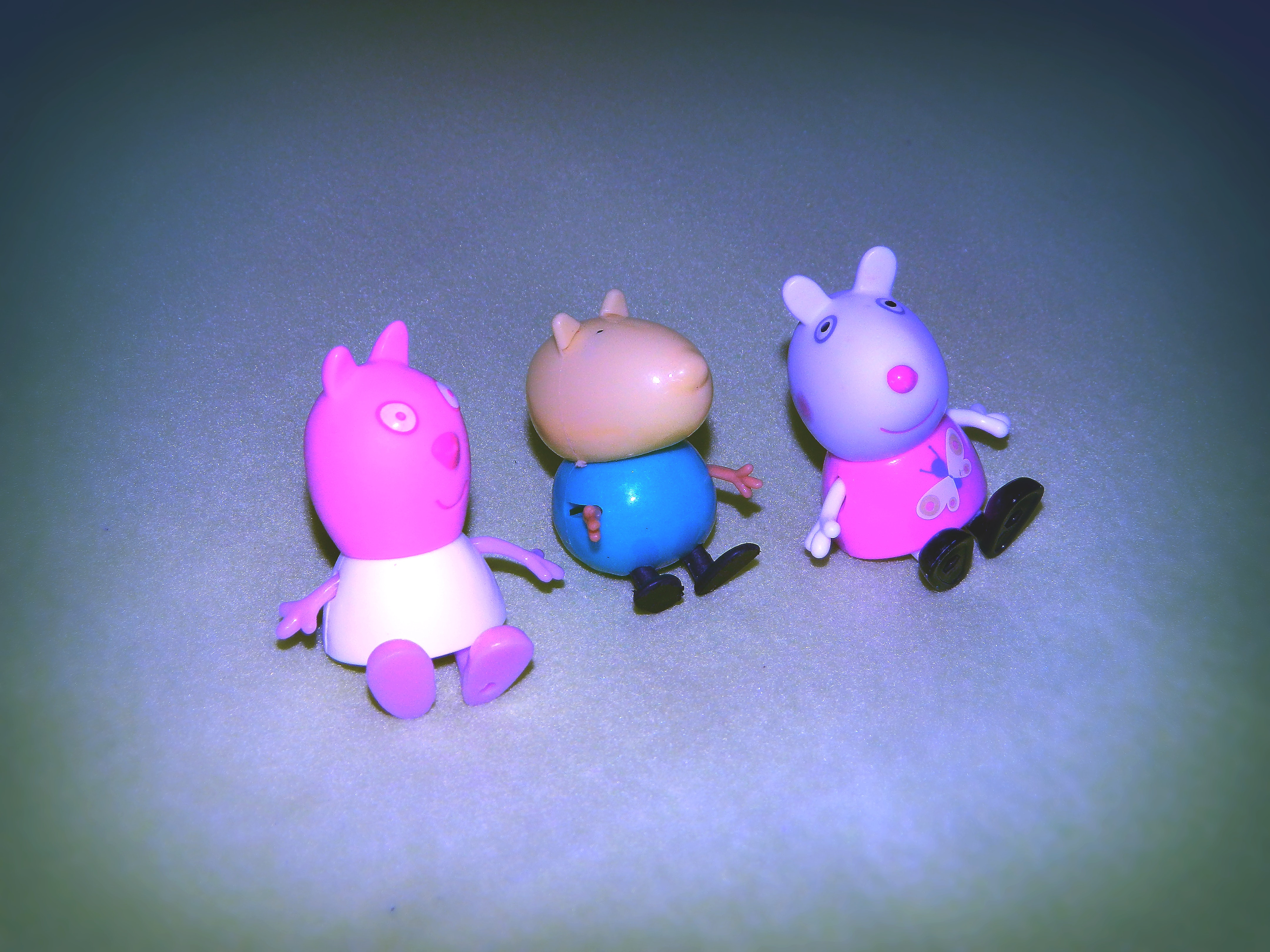 Free stock photo of children toys, peppa pig