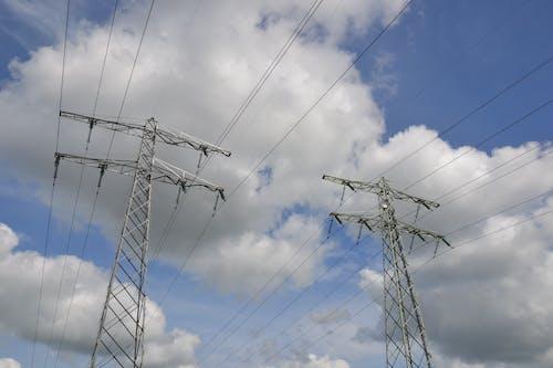 enerji, gökyüzü içeren Ücretsiz stok fotoğraf