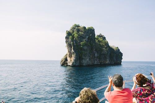 Základová fotografie zdarma na téma cestovní ruch, člun, denní světlo, dovolená