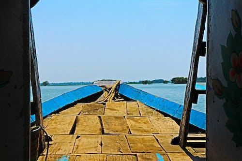 Free stock photo of bangladesh, blue sky, blue water