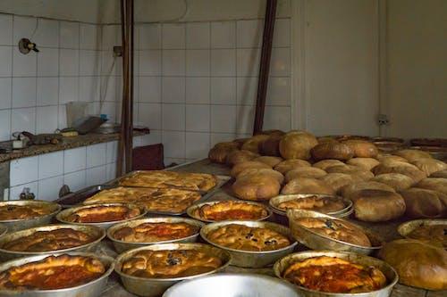 Gratis lagerfoto af bageri, brød, hjem stil bageri, træ ovn bageri