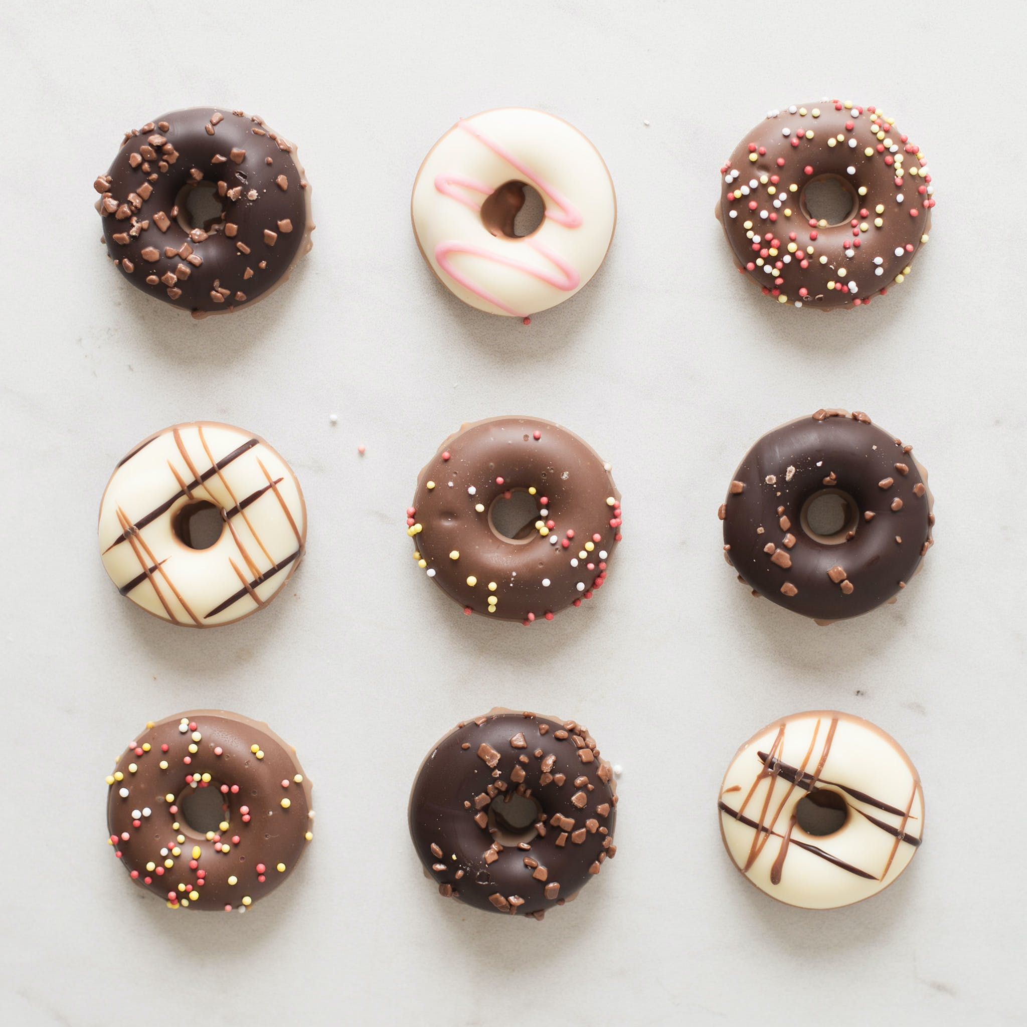 Free stock photo of food, candy, chocolate, donuts