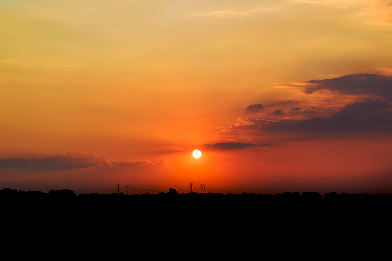 Δωρεάν στοκ φωτογραφιών με Ανατολή ηλίου, αυγή, δραματικός, δύση του ηλίου