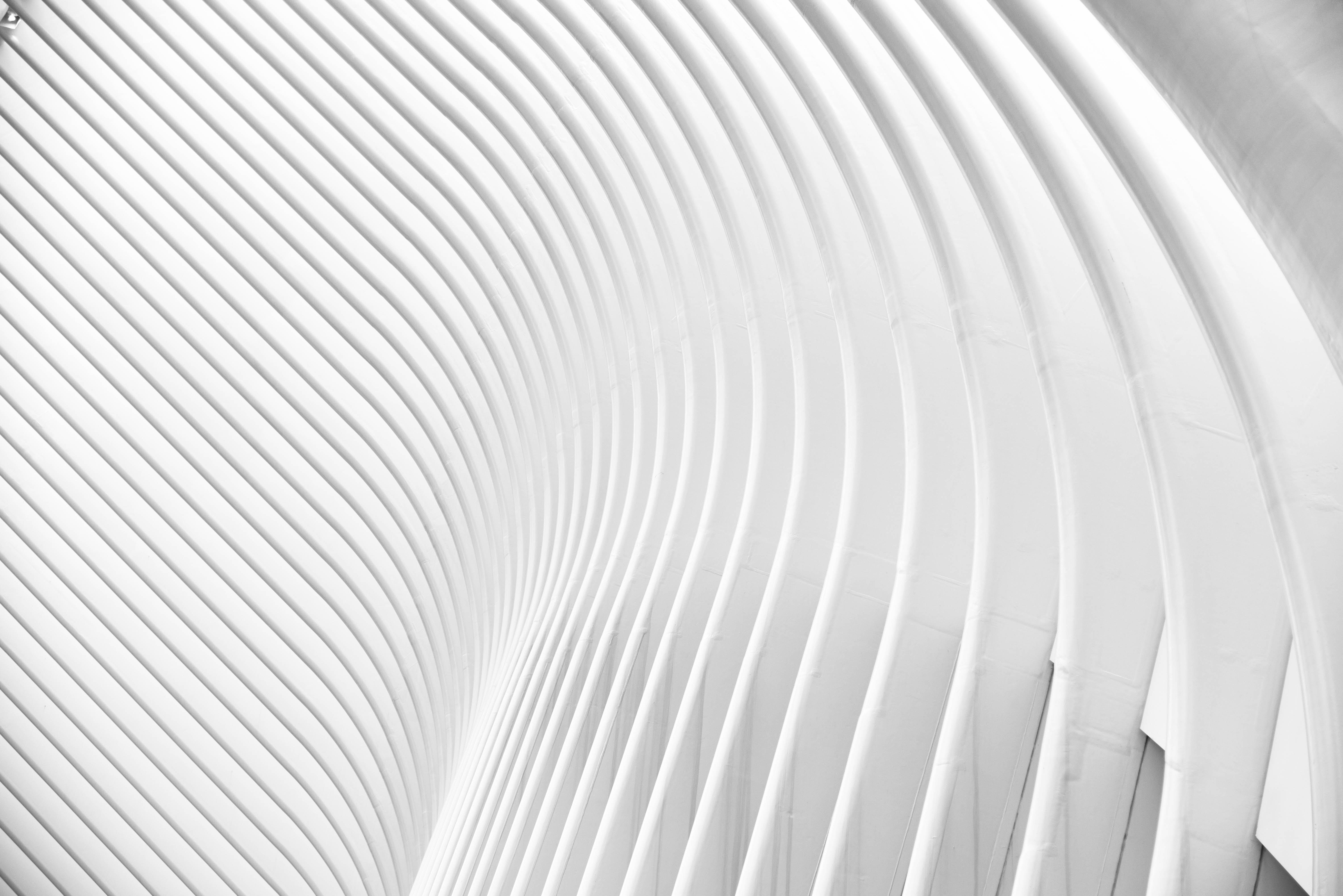 건축, 곡선, 디자인, 미니멀리즘의 무료 스톡 사진