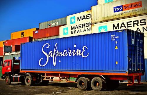 Základová fotografie zdarma na téma kontejner