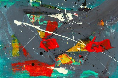 Foto profissional grátis de abstrair, abstrato, acrílico