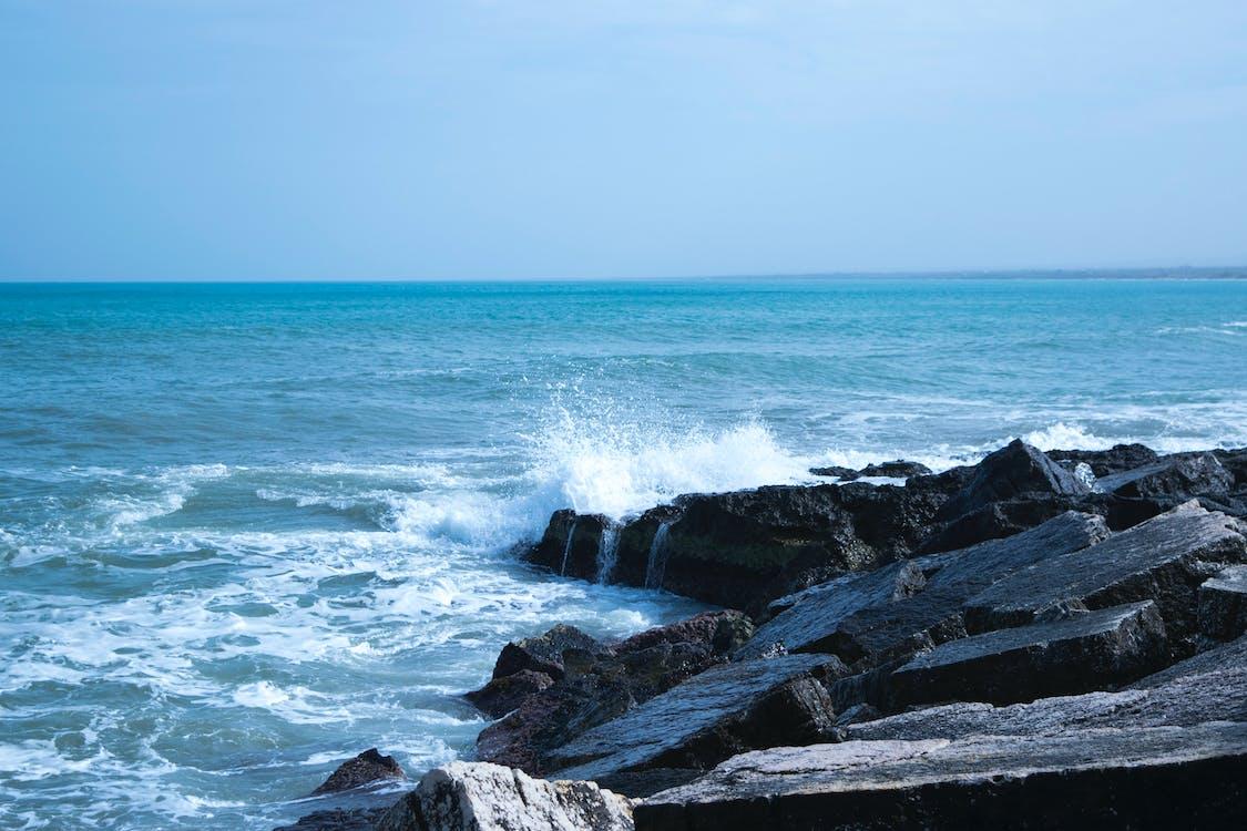 dagtid, hav, havsområde