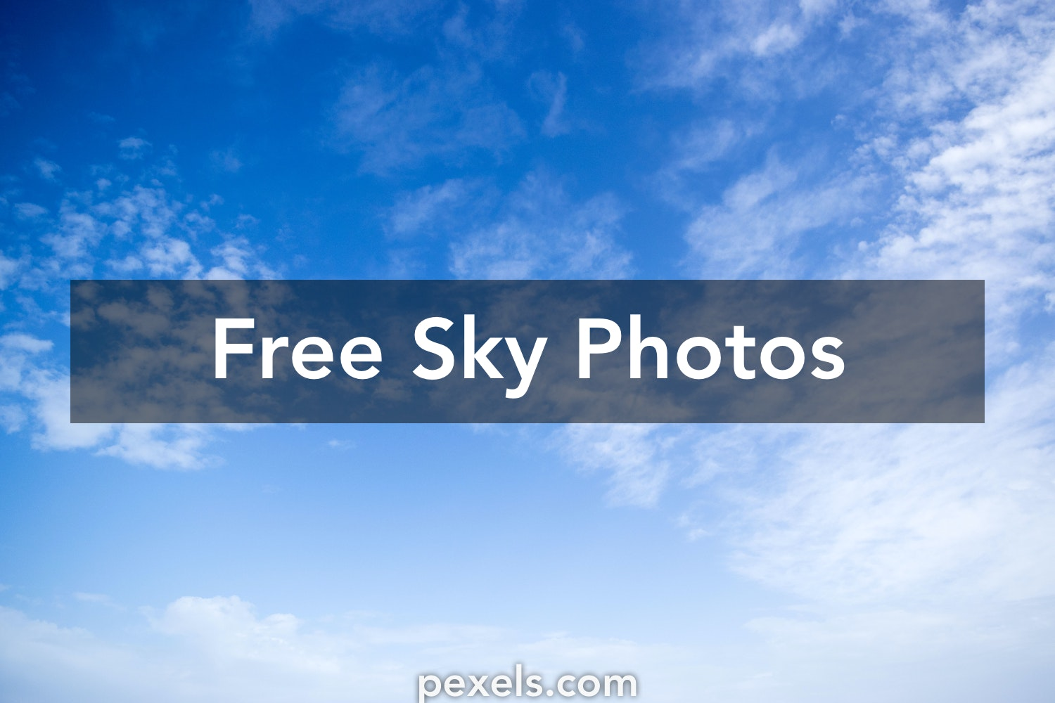 Sky Images · Pexels · Free Stock Photos