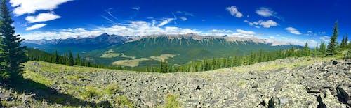 Free stock photo of Rocky Mountains Banff Mountain Range