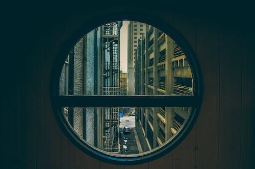 Gratis lagerfoto af arkitektur, bygninger, downtown, gade