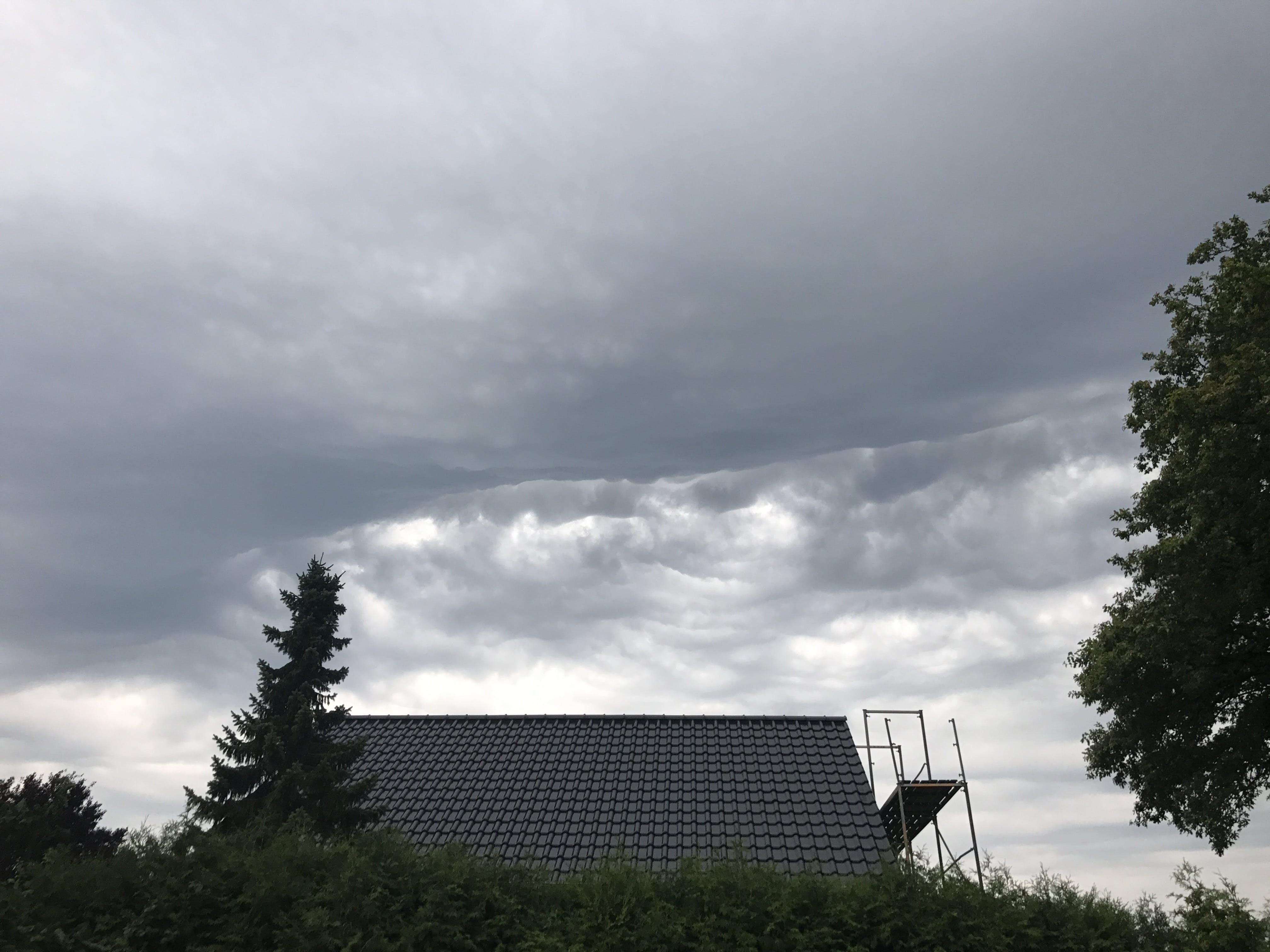 Δωρεάν στοκ φωτογραφιών με άσχημος καιρός, βροχή, καιρός, μορφές στα σύννεφα
