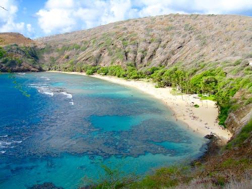 Δωρεάν στοκ φωτογραφιών με snorkeling, αμμουδιά, αναπνευστήρας, γαλαζοπράσινος
