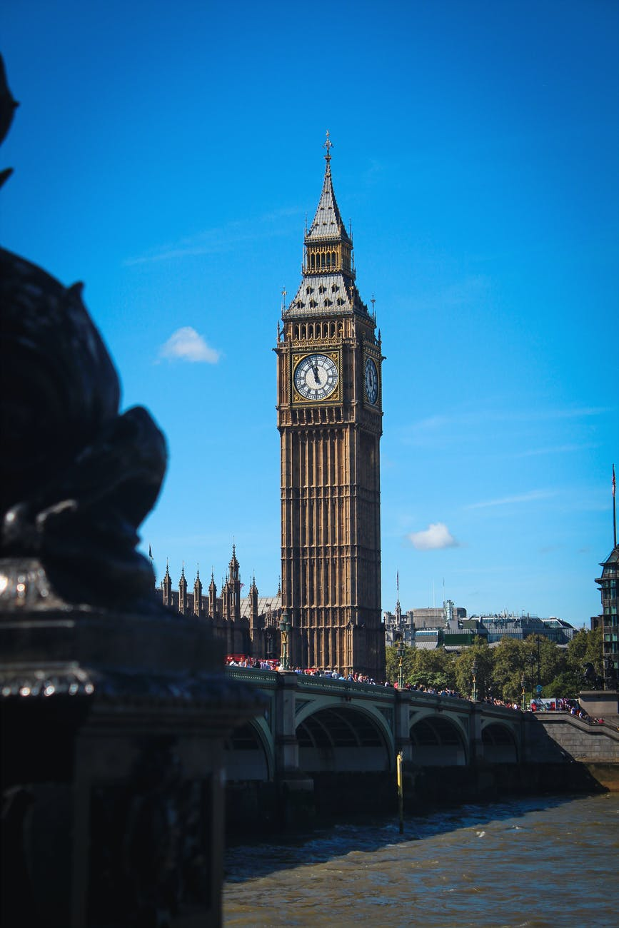UK, London Beautiful Landscape