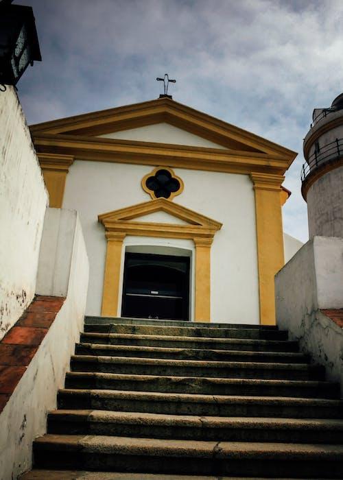 Free stock photo of church, guia fortress, macao
