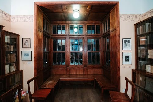 Free stock photo of wooden window