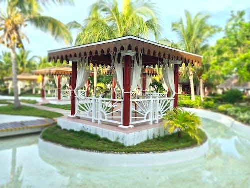 Ingyenes stockfotó hotel, Kuba témában