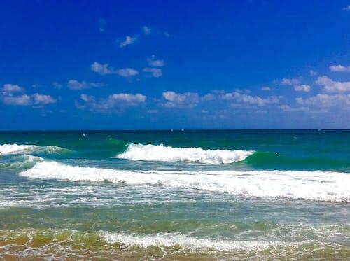 Darmowe zdjęcie z galerii z fale, ocean, plaża