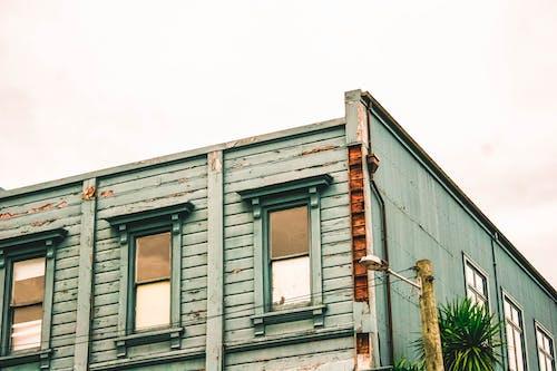Foto stok gratis Arsitektur, bangunan, kayu, pandangan