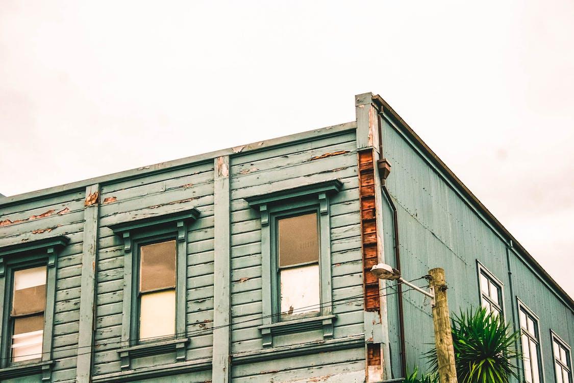 các cửa sổ, gỗ, kiến trúc