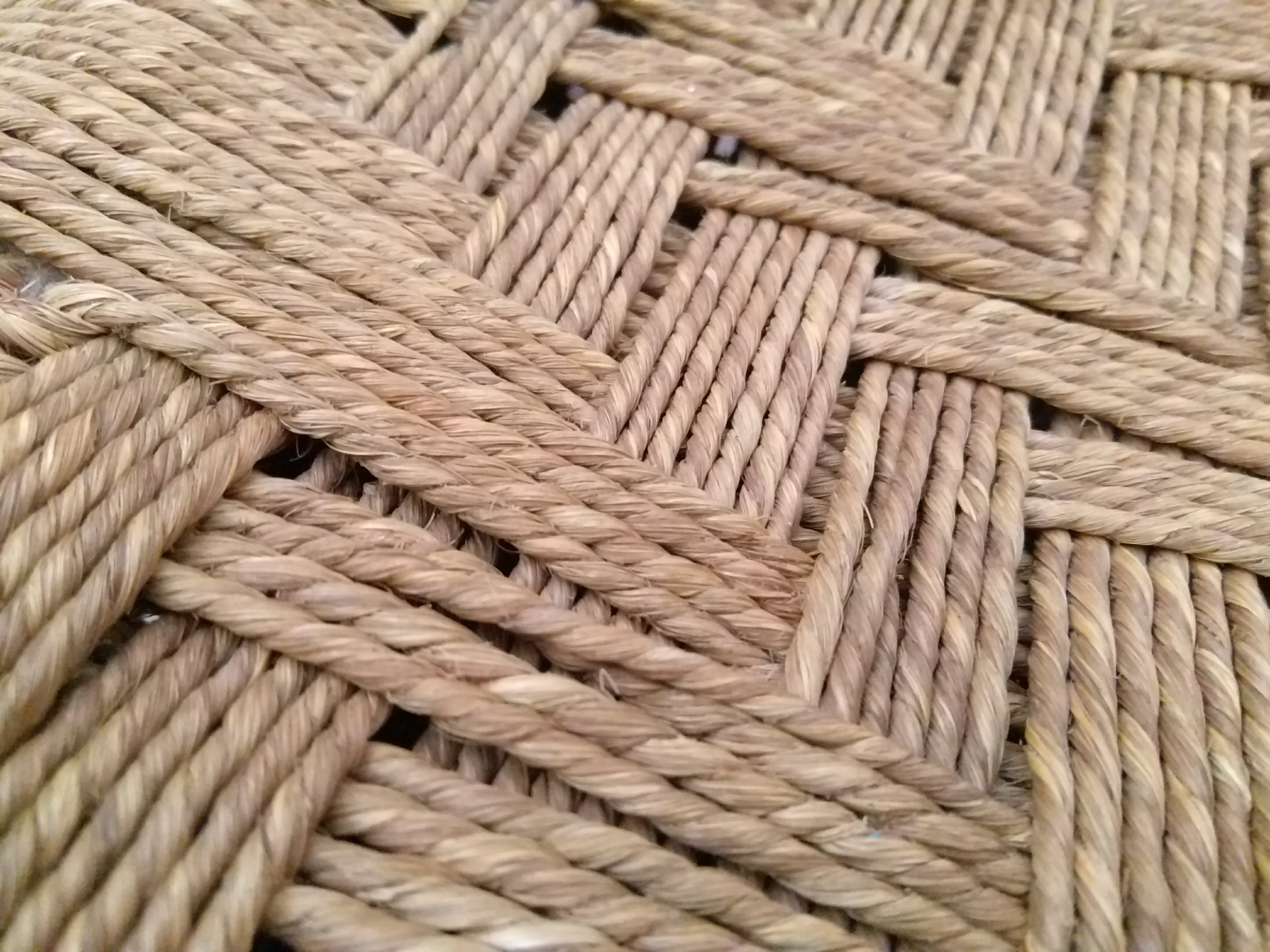 Free stock photo of brown, geometric, geometric pattern, handicraft