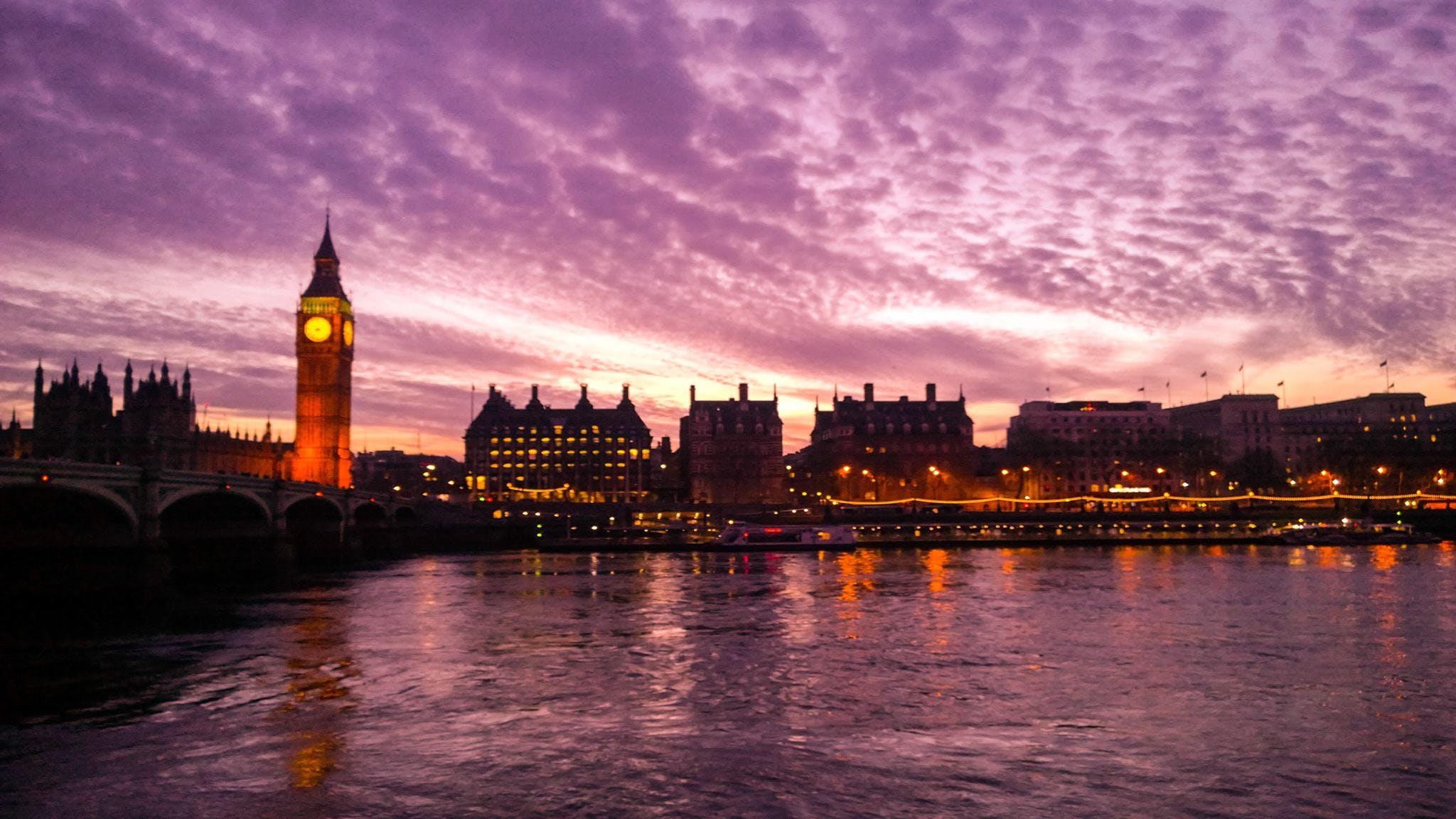 Základová fotografie zdarma na téma architektura, Big Ben, budovy, hodinová věž