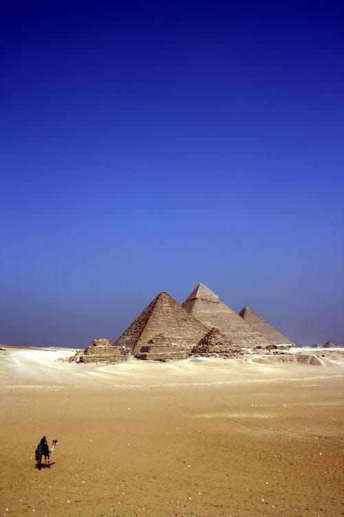 คน, ทราย, ทะเลทราย