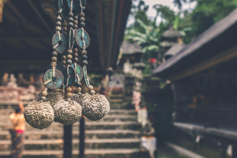 Shallow Focus Photography of Hanging Decor