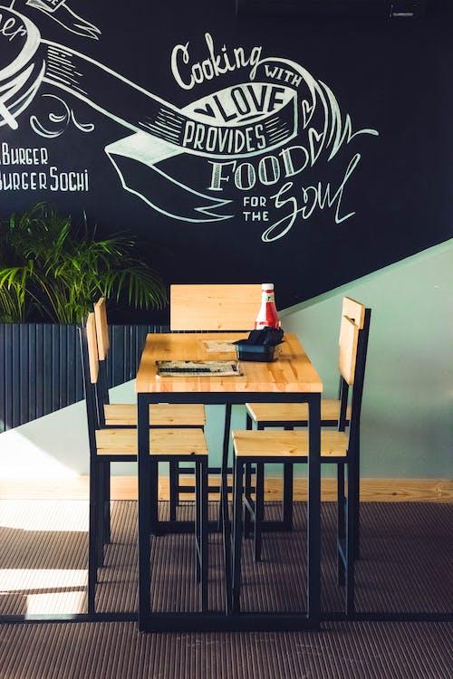 Restaurant Tisch Und Stühle