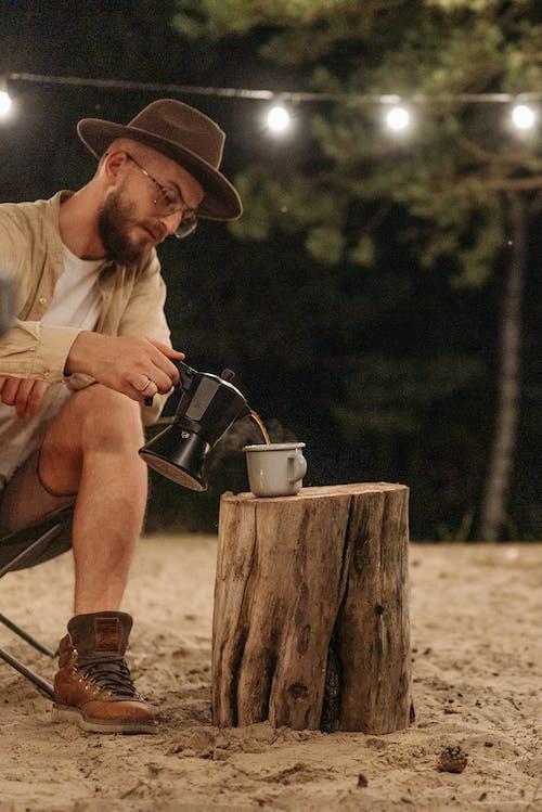 Ingyenes stockfotó álló kép, cowboy, cowboykalap témában