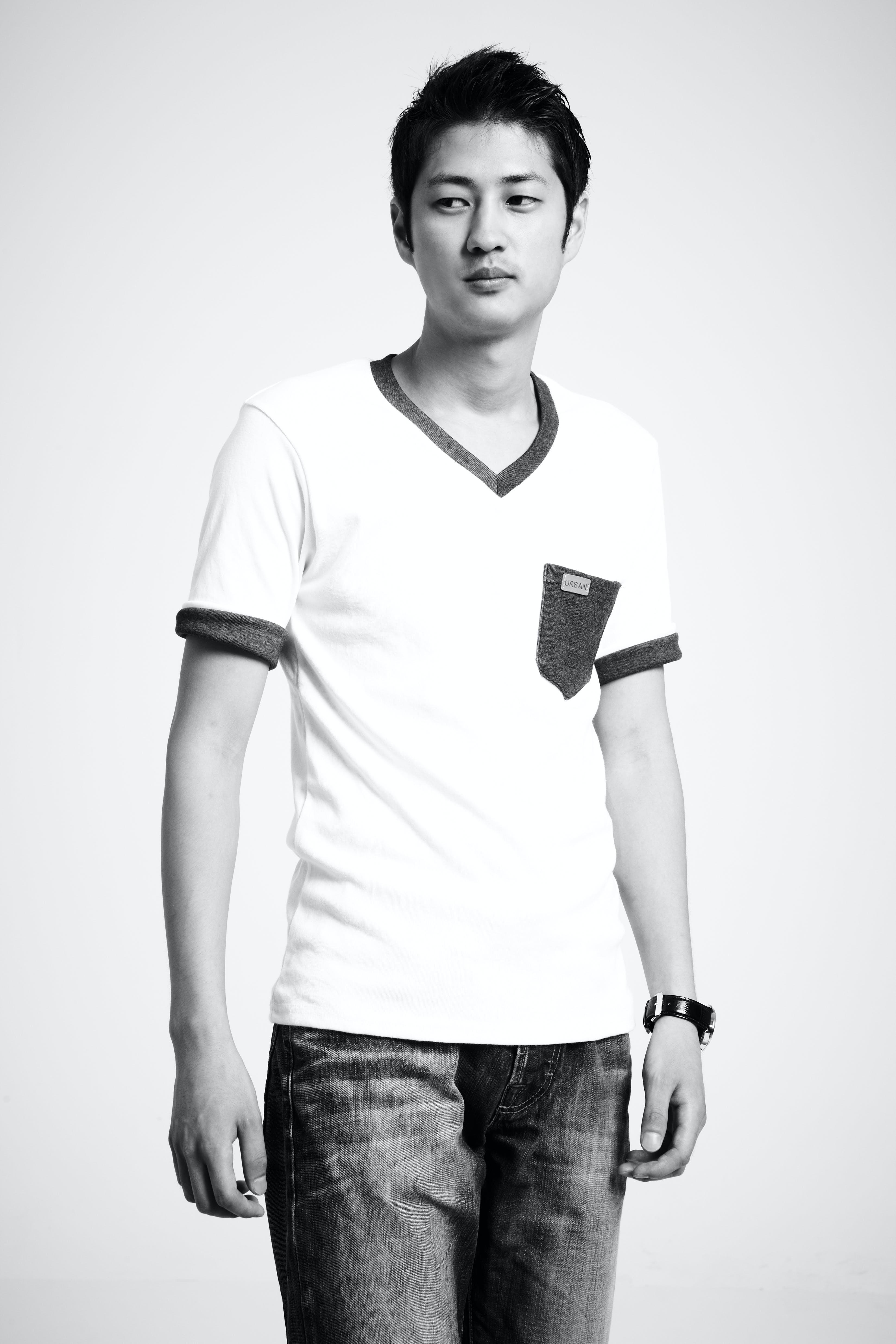Kostenloses Stock Foto zu asiatischer mann, denim jeans, fashion, gut aussehende