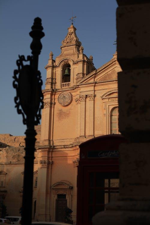 Бесплатное стоковое фото с городское путешествие, здание церкви, мальта