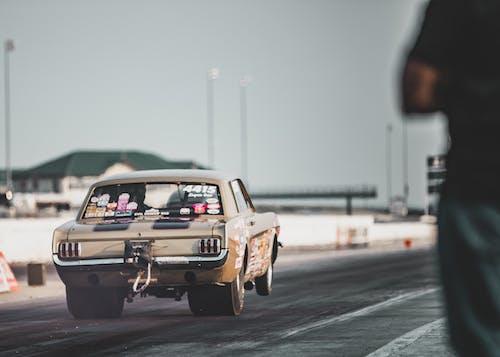 Free stock photo of action, asphalt, auto