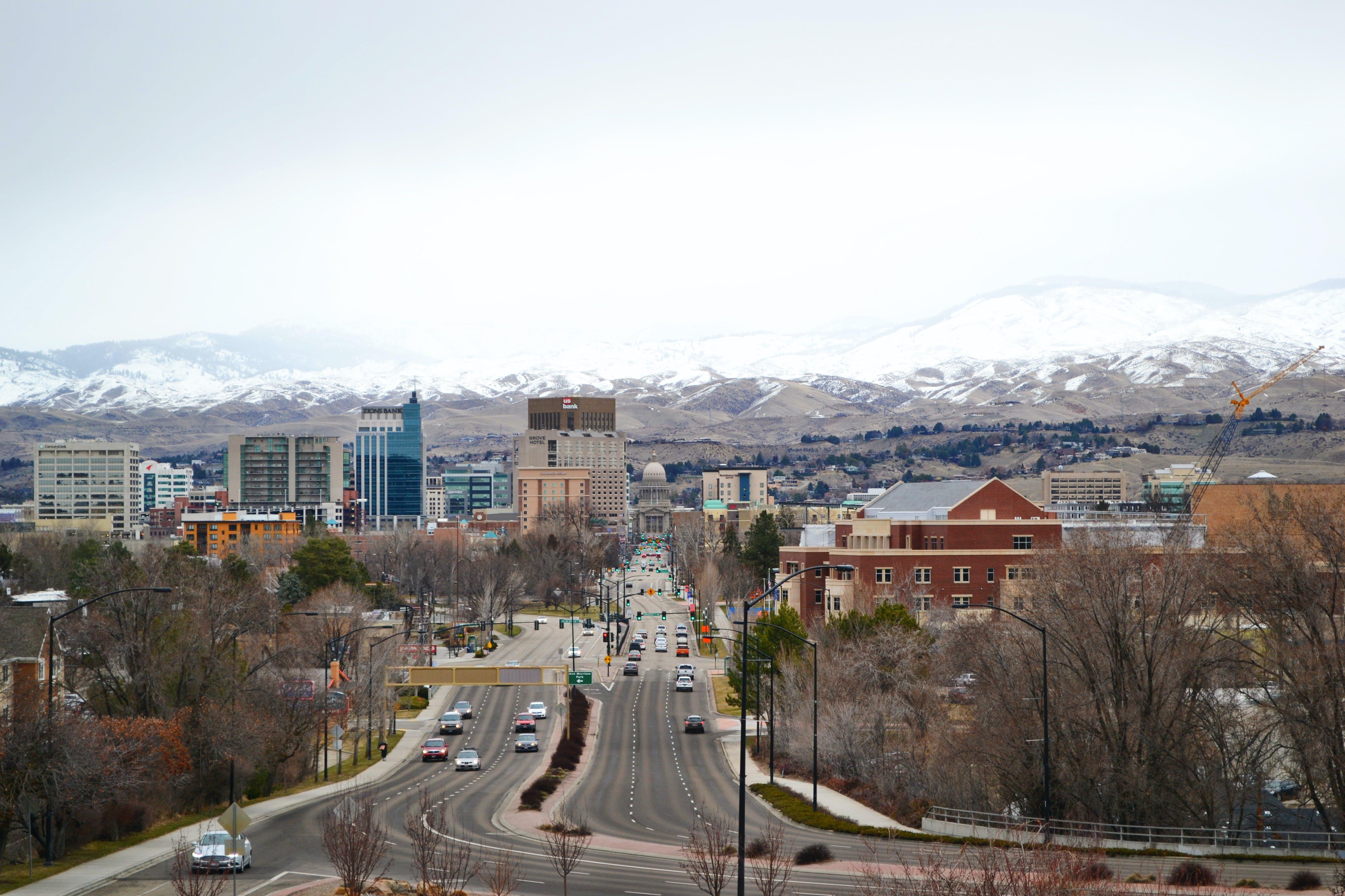 Landscape View of City