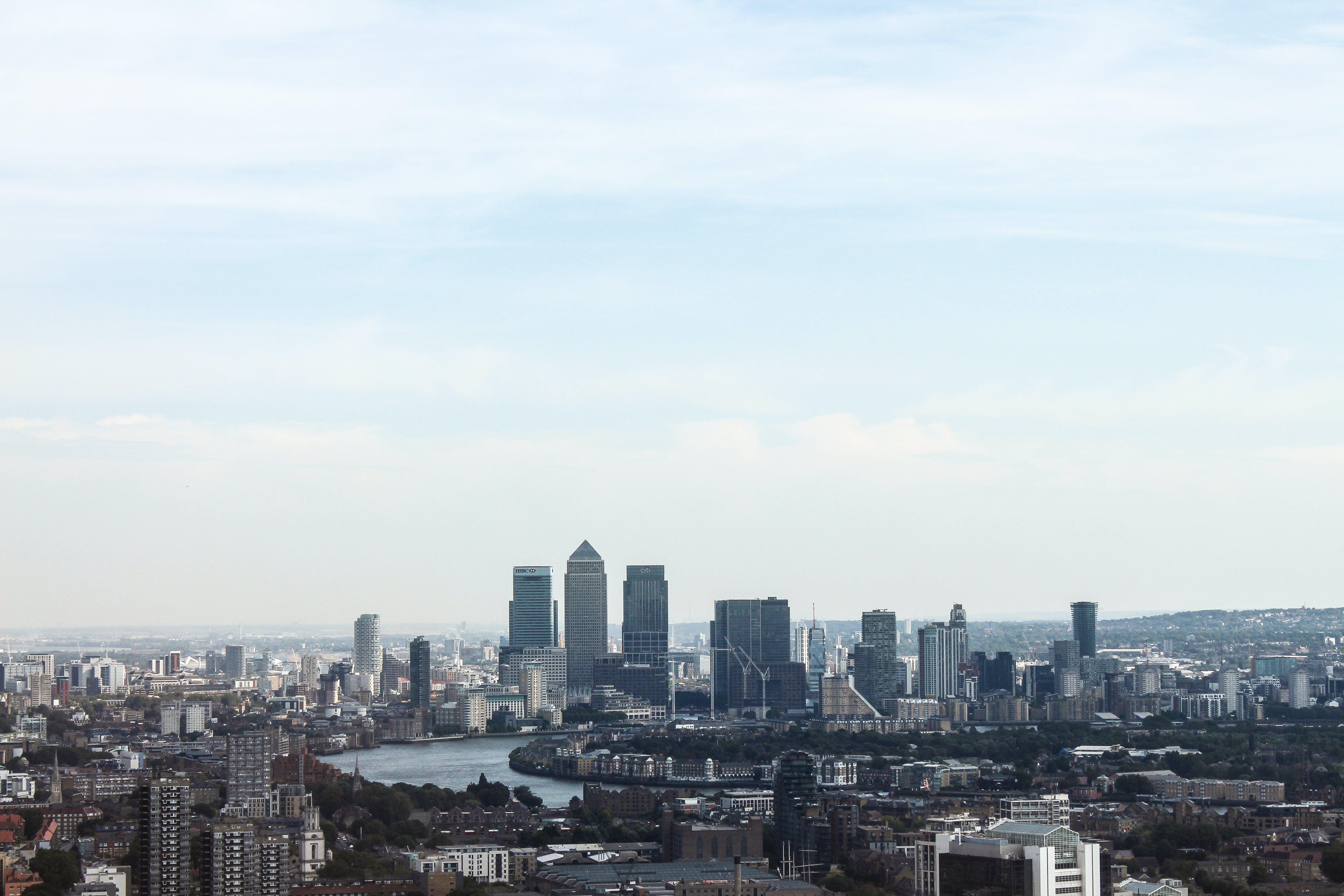 Δωρεάν στοκ φωτογραφιών με αστικός, γραμμή ορίζοντα, κέντρο πόλης, κτήρια