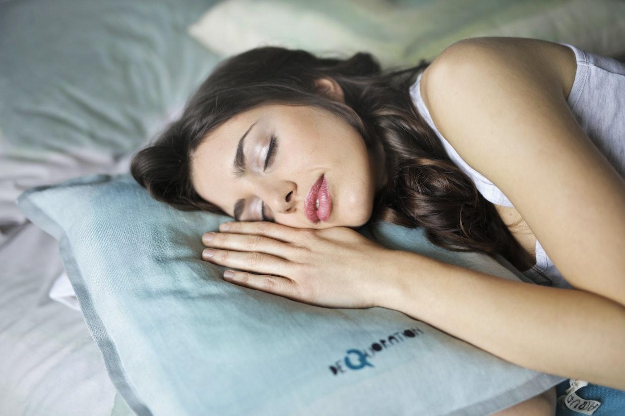 Cómo perder peso al dormir