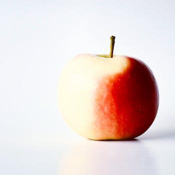 Kostenloses Foto zum Thema: apfel, apple, farben