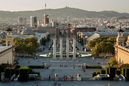 Free stock photo of architecture, barcelona, bridge
