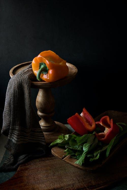 Безкоштовне стокове фото на тему «болгарський перець, овочі»