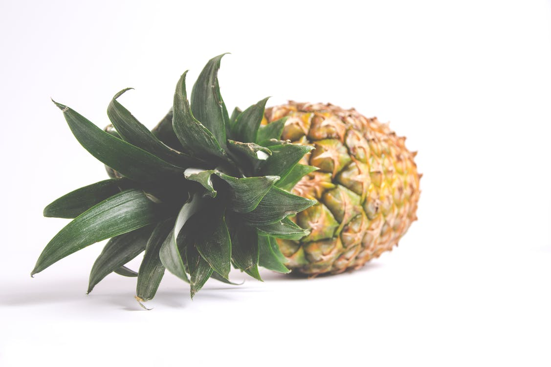 Close-Up Photography of Pineapple