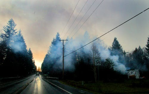 Foto stok gratis alam, awan, berkabut, cahaya