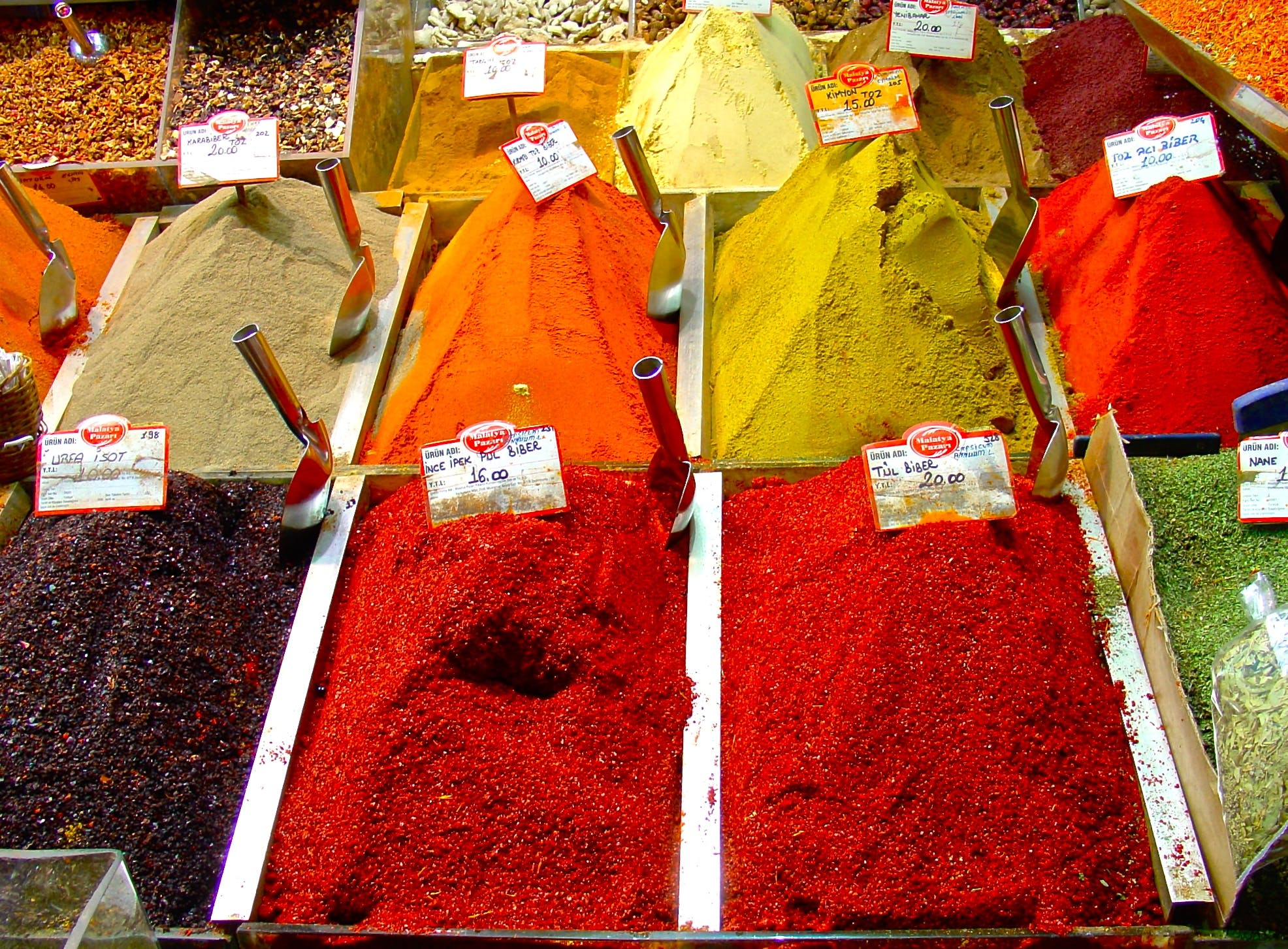 Free stock photo of spices, turkey