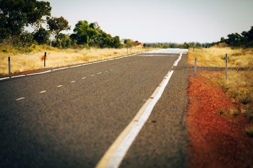 Free stock photo of asphalt road