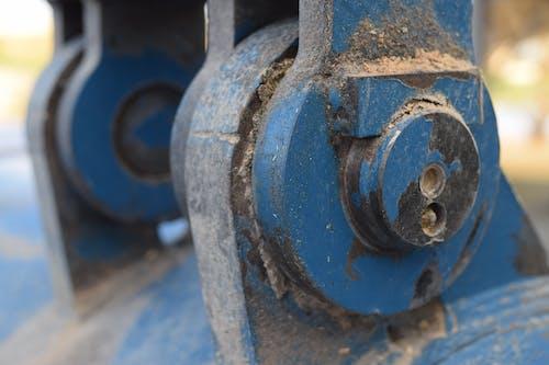 Gratis stockfoto met apparaat, blauw, industriële machines, machinerie