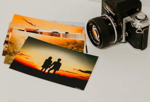 Free stock photo of 35mm film, couple, photo prints